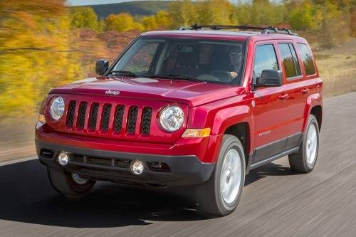 2016 JEEP Patriot FWD