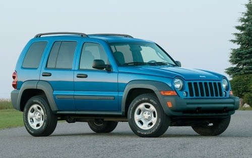 2005 JEEP Liberty 2WD