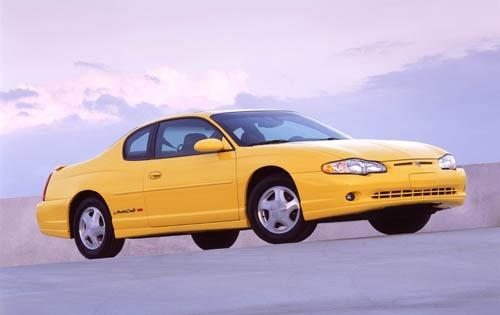 2004 Chevrolet MONTE CARLO for  Call For Price