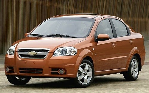 2007 Chevrolet Aveo for  Call For Price