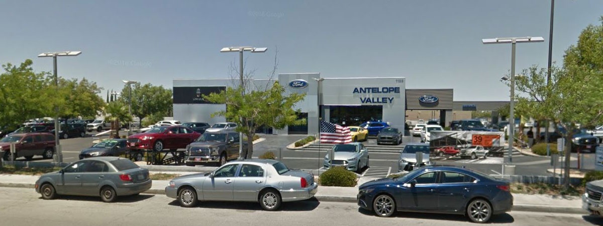 Antelope Valley Ford